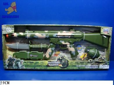 Военный набор оружия