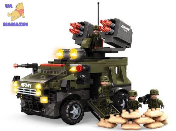Конструктор Ausini  Военная техника