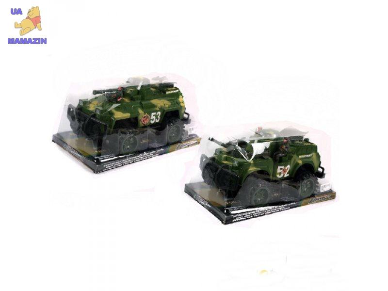 Военная машина БТР