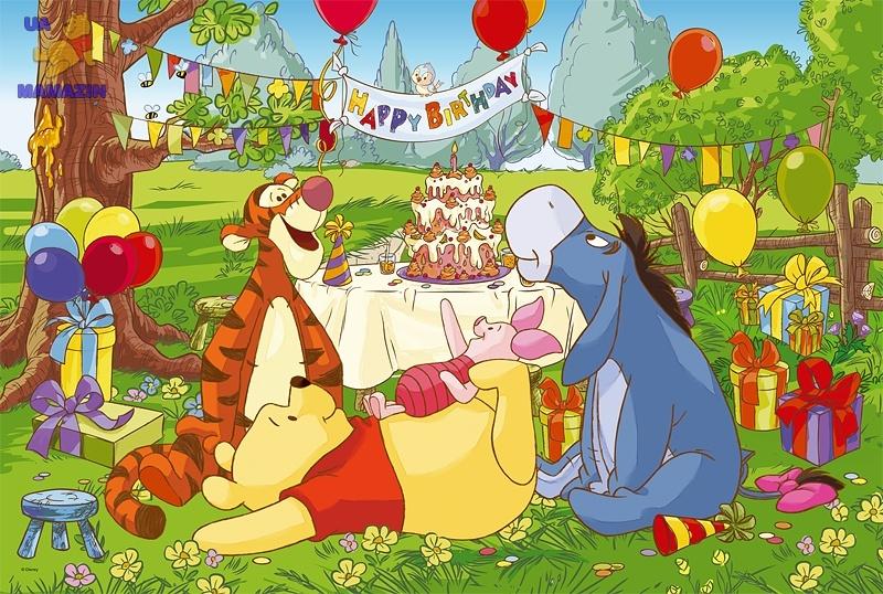 """Пазл """"24 максi"""" День народження"""