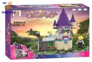 Конструктор Brick Замок принцессы