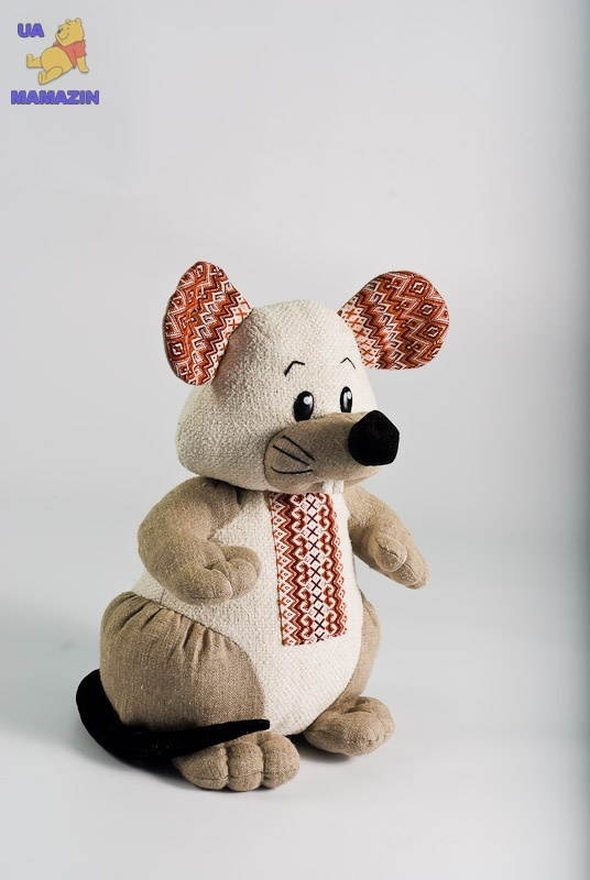 Мишка Левко большая, 32*20см  ТМ Левеня