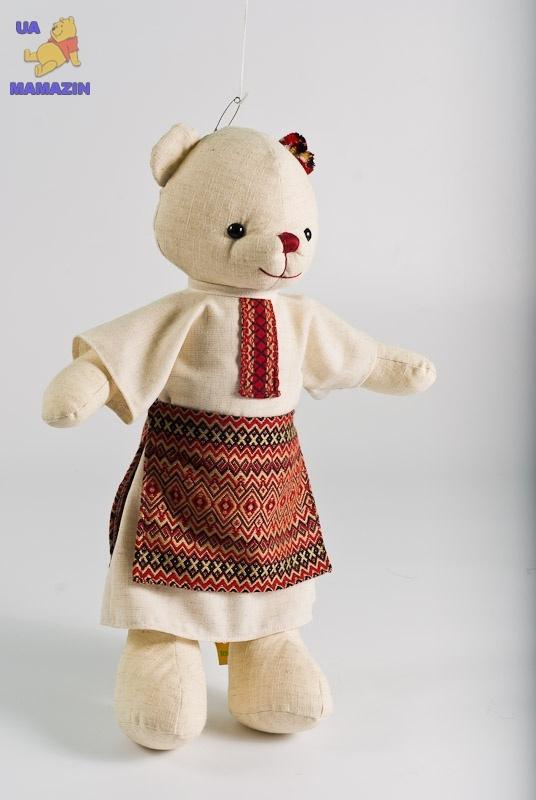Мишка Оринка маленькая, 32 см ТМ Левеня