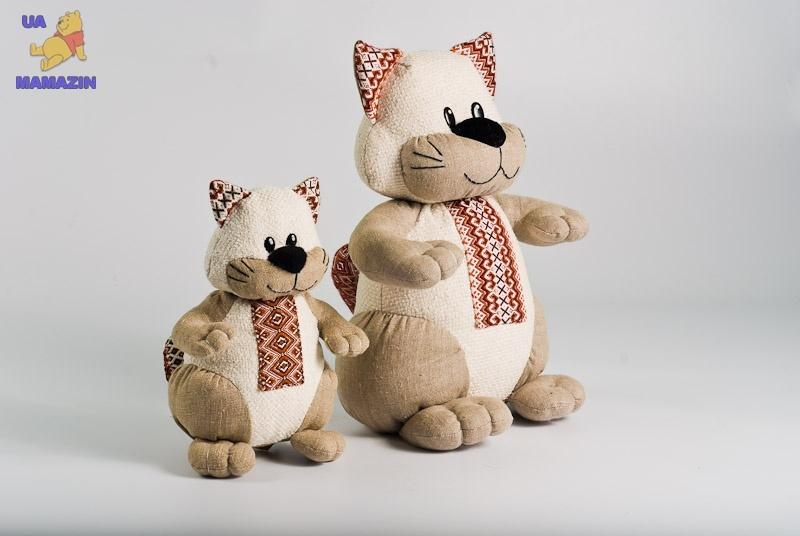 Мягкая игрушка Кот Грицько большой