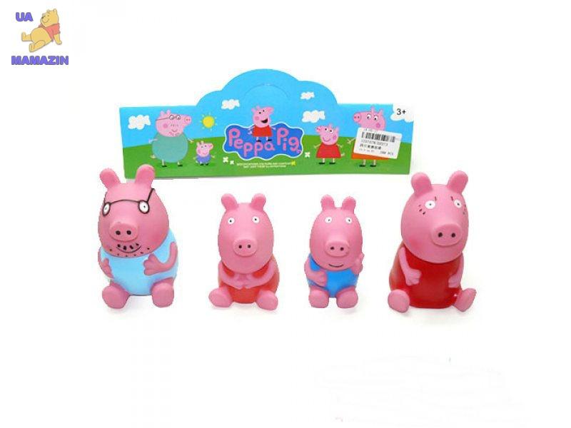Игра Создаем постер со Свинкой Пеппой - играть онлайн