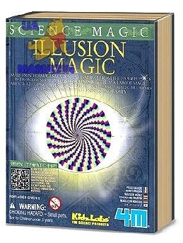 Магическая наука. Магическая иллюзия, ТМ 4М