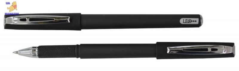 Ручка гелевая 0,7 мм черная