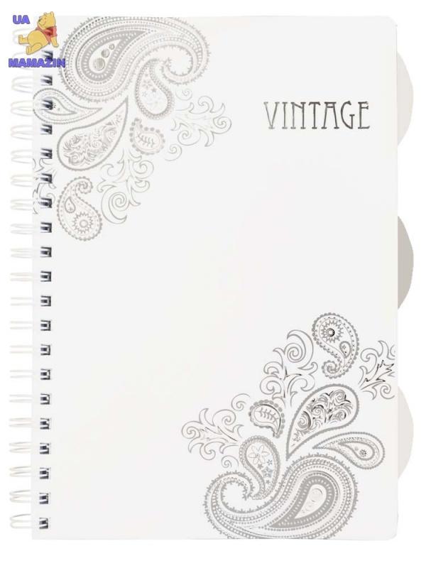 """Тетрадь """"Vintage"""" 144л."""