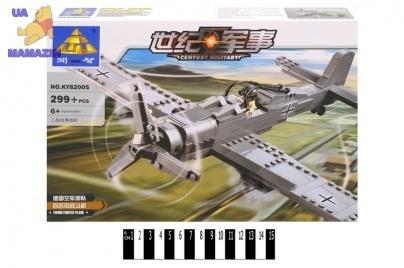 Конструктор Военый самолет