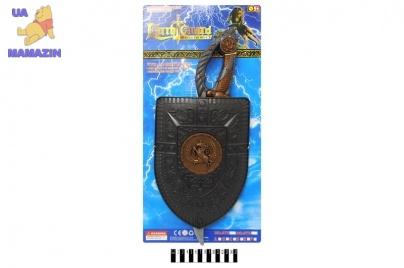 Набор рыцаря щит, меч