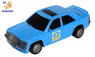 Авто-мерс (синій)
