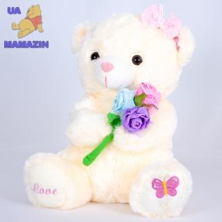 Мягкая игрушка Мишка праздничный №2
