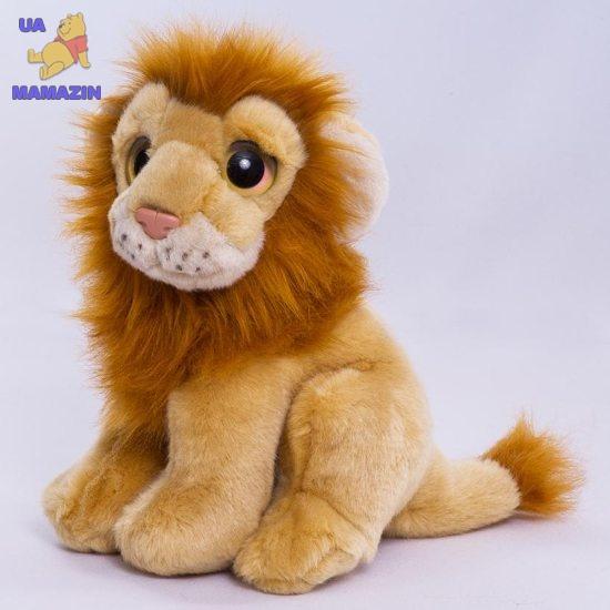 "Мягкая игрушка Лев ""Лео"""