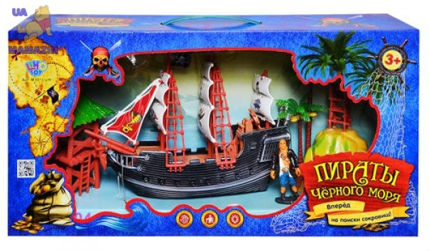 Набор Пиратский корабль