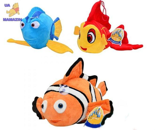 Рыбка  мягкая
