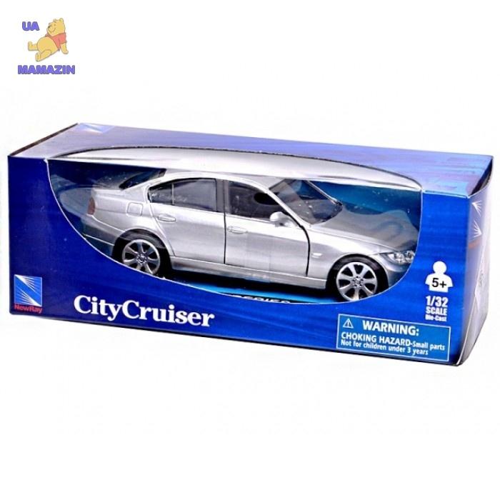 Коллекционная машинка 1:32 BMW 3 SERIES
