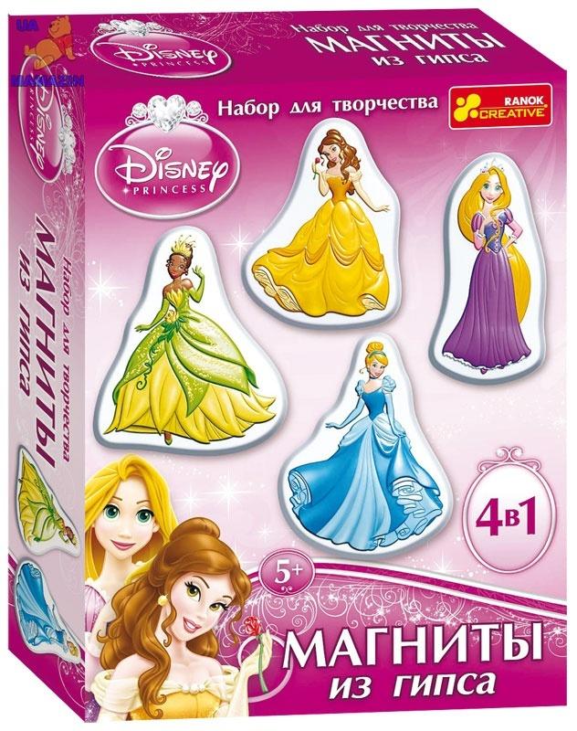 """Гипс на магнитах Дисней """"Принцеса №2"""""""