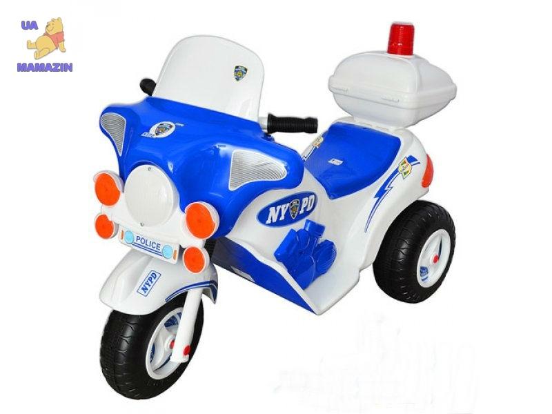 Мотоцикл ЯМАХА полицейский, ТМ Орион