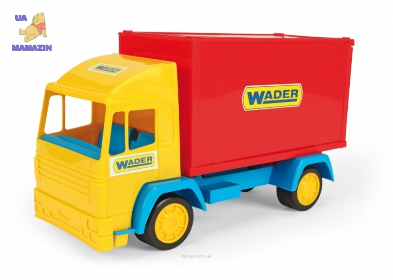 Игрушечная машинка Mini Truck контейнер