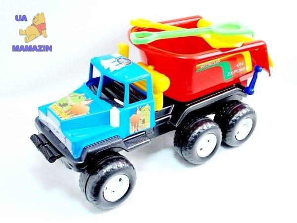 """Машина детская для игры на улице """"Фаворит"""" – Б Kinderway"""