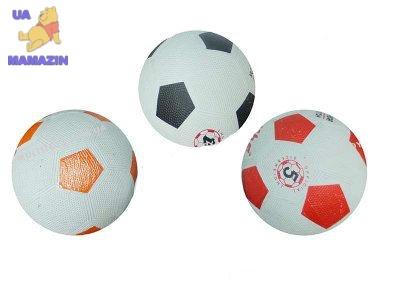 Мяч футбольный резиновый