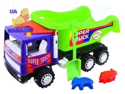 Машина Супер Трак