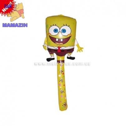 Надувная игрушка Спанч Боб