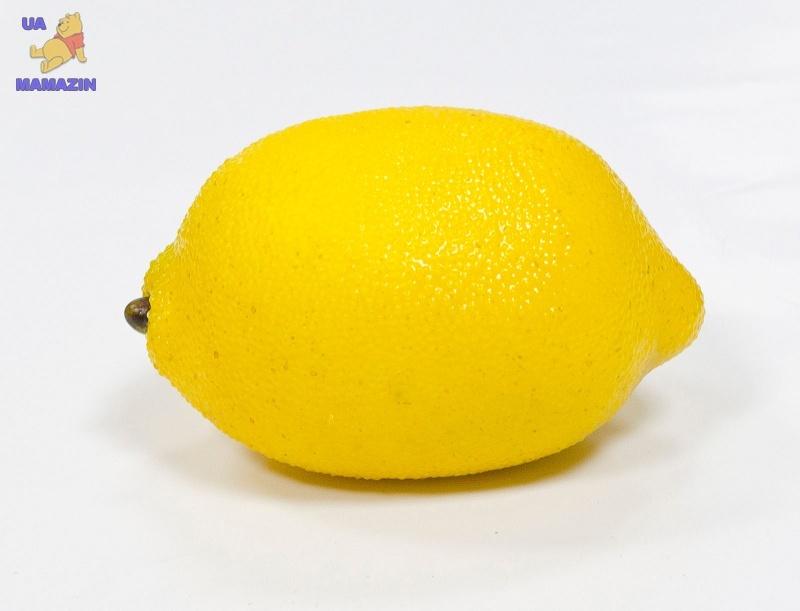 Лимон, 9*5см