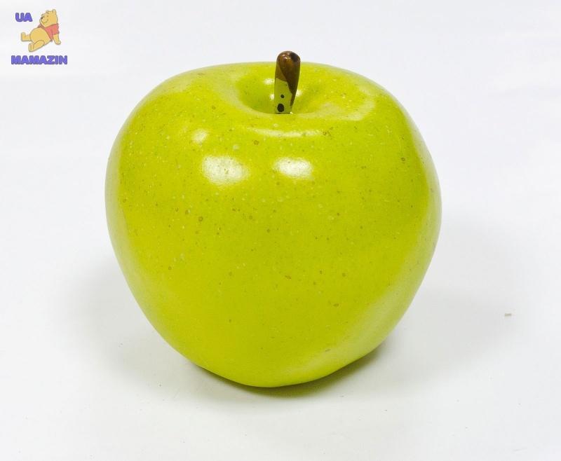 Яблоко зеленое, 7*7см