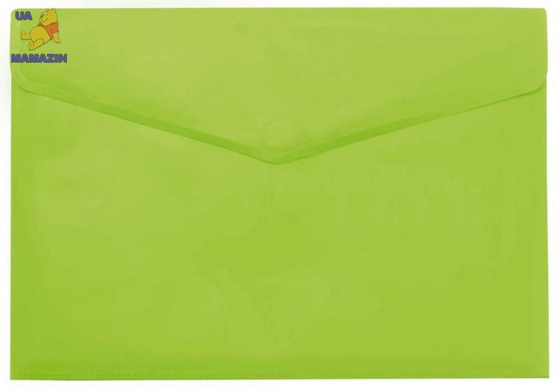 Мульти-папка для документов L6141 А4 зеленая