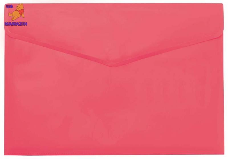 Мульти-папка для документов L6141 А4 красная