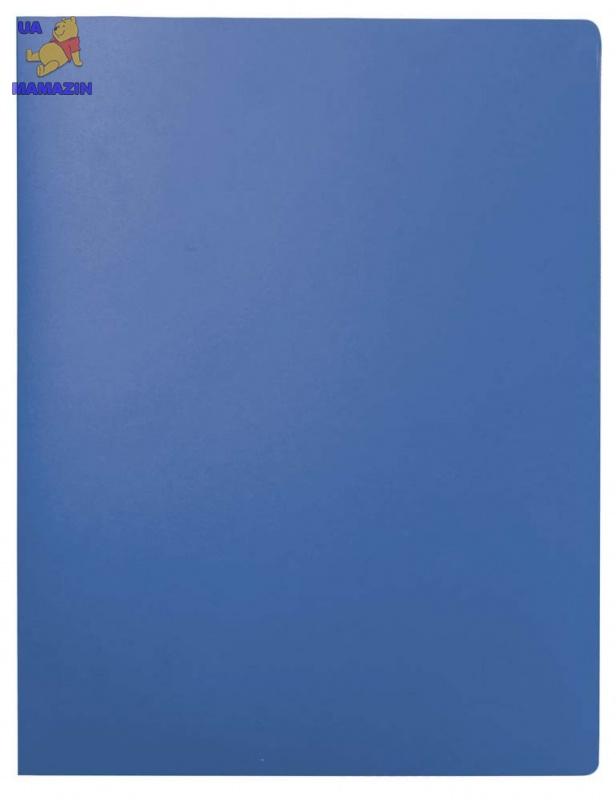 Папка-обложка L6140 А4 синяя