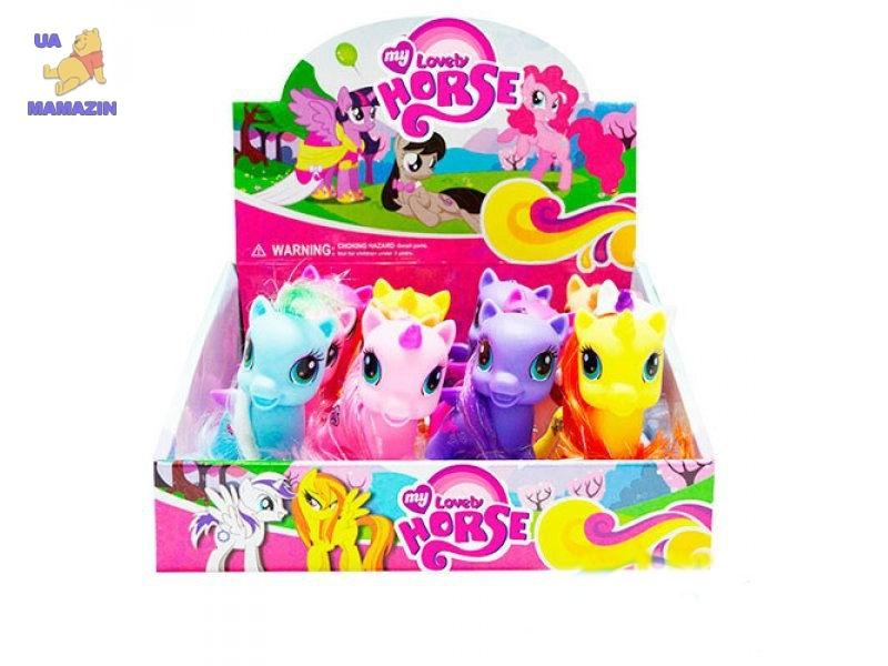 Лошадка My Little Pony (микс видов) в дисплее