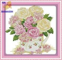 Набор для вышивки Нежные розы