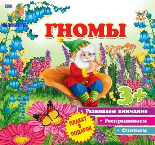 Первые шаги: Гномы рус.