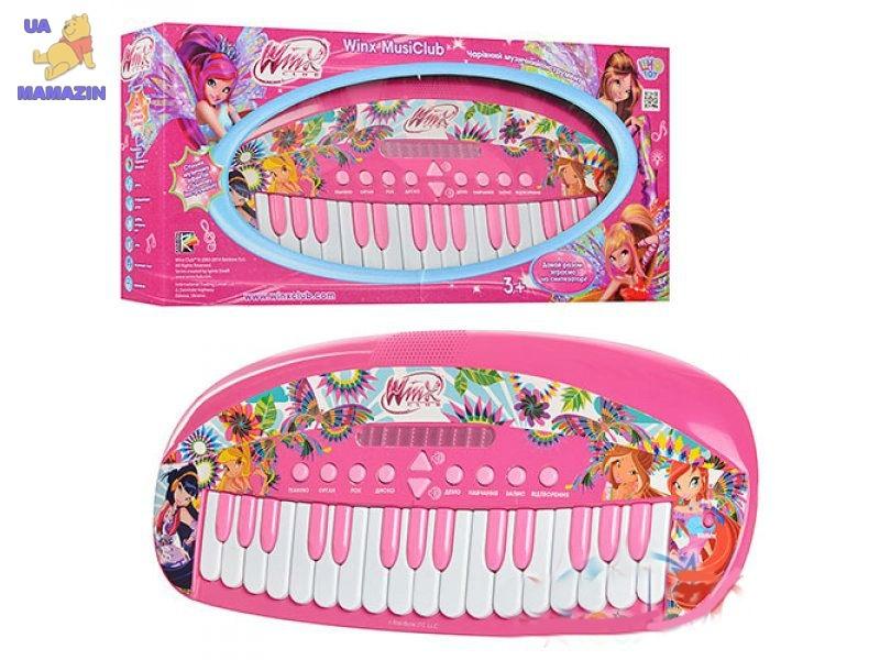 Пианино Winx