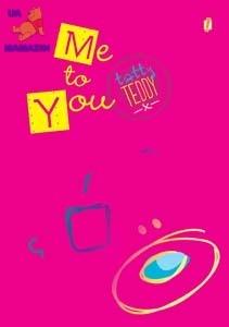 "Тетрадь А5/96  ""Me to You"" YES"