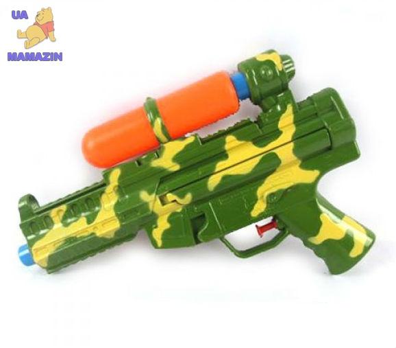 Водяной пистолет военный