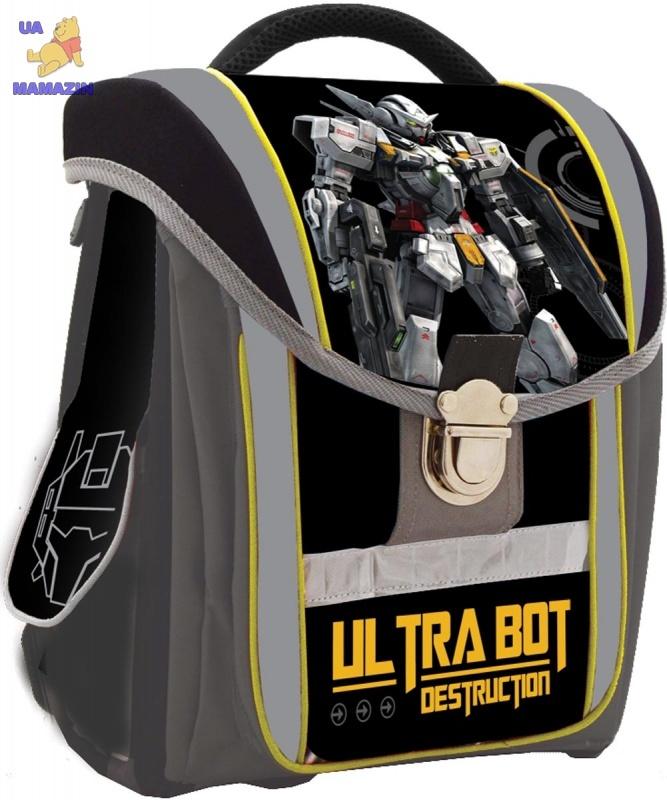 "Ранец каркасный Н-14 ""Ultrabot"""