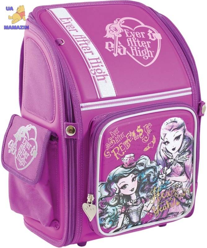 "Ранец каркасный Н-18S ""Ever After High"""