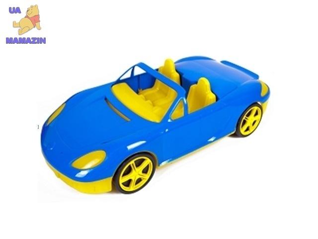 Машина кабриолет 46 см