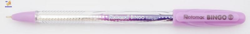 """Ручка шариковая маслянная """"BINGO"""" синяя """"ROTOMAC"""""""