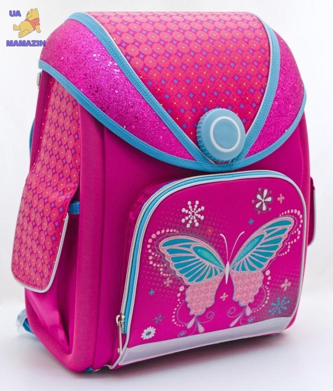 """Ранец каркасный Н-15 """"Butterfly"""""""