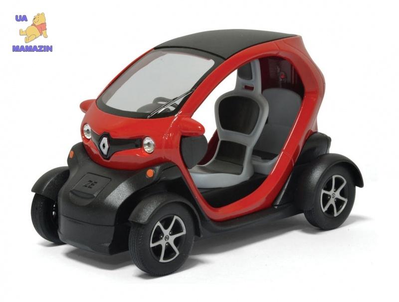 Машинка коллекционная Renault Twizy