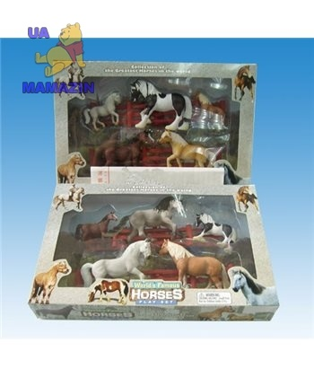 Животные Лошади