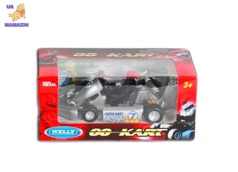 Машинка Go-Kart