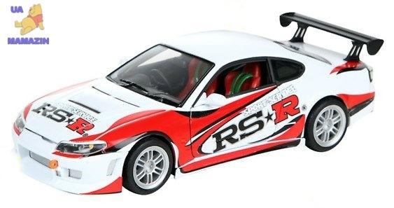 Машина Nissan S-15 RS-R