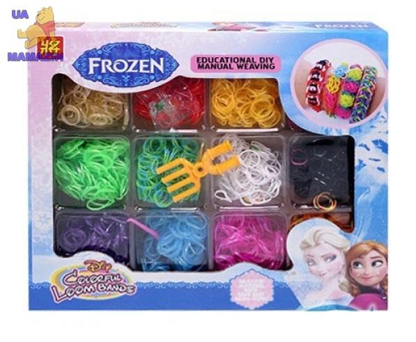 """Набор для плетения браслетов """"Frozen"""""""