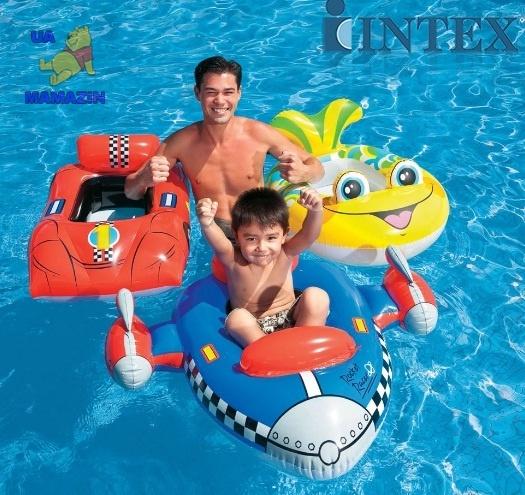 Надувной детский плот ТМ Intex
