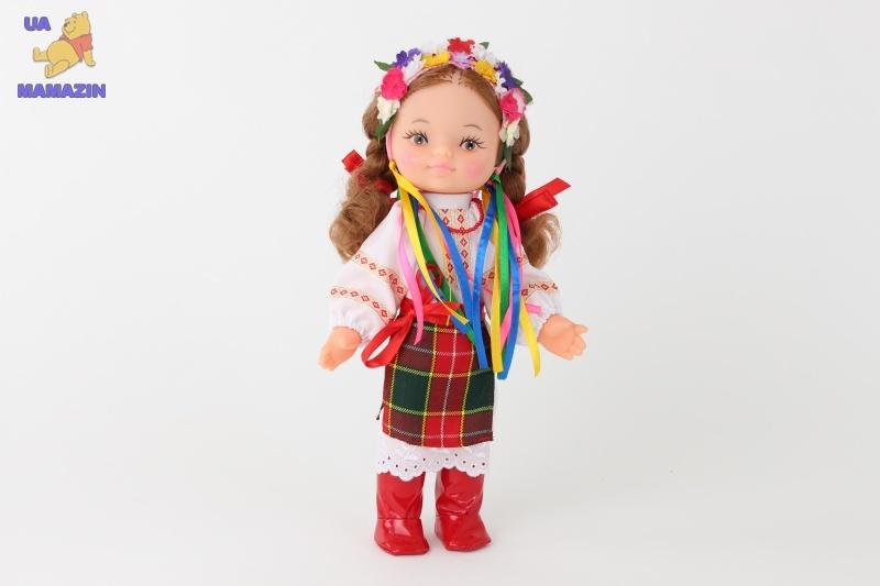 """Кукла """"УКРАИНКА"""" ПРОСТОЙ НАРЯД"""